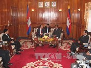 Vietnam, Cambodia ministries bolster cooperation