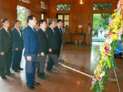 PM pays homage to late President Ho Chi Minh