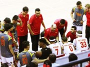 Saigon Heat loses to Long Lions at ASEAN Basketball League