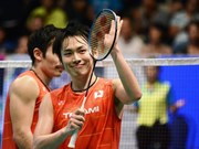 Japan win badminton Asia mixed team championships