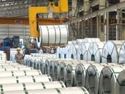 Steel makers bemoan dumping
