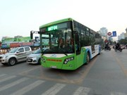 Hanoi to launch second BRT bus