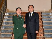 Vietnam, Thailand enhance defence partnership