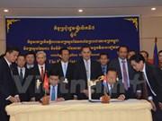 Vietnam, Cambodia boost bilateral cooperation