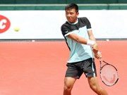 Nam enters 2nd round of China F2 Men's Futures