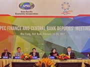 APEC finance, central bank deputies concludes first working day