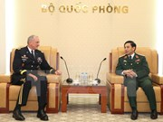 Vietnam, US boost defence ties