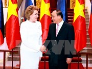 Russian Federal Council leader's Vietnam visit highlighted