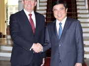 HCM City hopes for stronger cooperation with UK