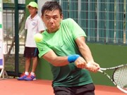Vietnamese tennis players exits after China F2 second round