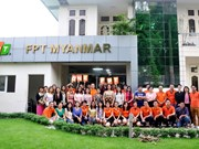 FPT wins major IT contract in Myanmar