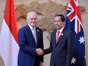 Indonesia, Australia enhance bilateral ties