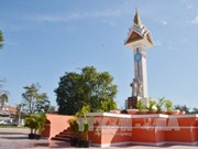 Vietnam-Cambodia friendship monument in Preah Vihear upgraded