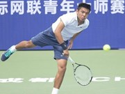 Nam bested at China F3 tennis event