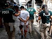 Some police to make comeback in drug crackdown:  Philippine president