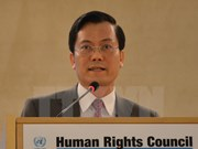 Vietnam's contributions to global human rights initiatives highlighted