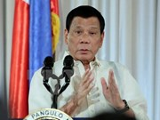 Philippine President condemns Islamist group