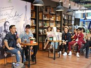 Young writers making a splash in Vietnam