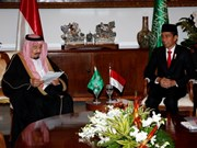 Indonesia, Saudi Arabia link up