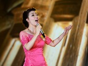 Vietnamese vocalist wins Russian vocal contest