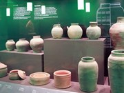 Vietnam archaeological treasures exhibition successful in Germany