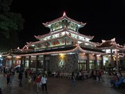 More tourists visit temple, pagoda sites in An Giang
