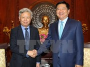 Asian infrastructure bank wants increased cooperation with HCM City