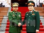 Vietnam, Myanmar enhance defence collaboration