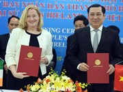 Ireland, Da Nang to cooperate in education