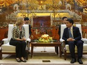 Hanoi seeks enhanced cooperation with New Zealand