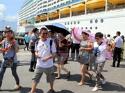 Tourists to Da Nang by sea up 30 percent