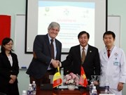 Belgian university backs Vietnam's family medical practice training