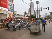 Hanoi offers incentive for home-based parking services