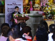 Requiem for Vietnamese fallen soldiers held in Thailand