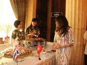 Vietnam attends culinary charity bazaar in Indonesia