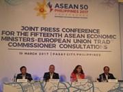 EU, ASEAN agree to resume FTA negotiations