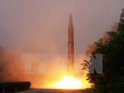 Vietnam concerned about DPRK's missile launch