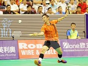 Over 300 players to compete in Hanoi int'l badminton tourney