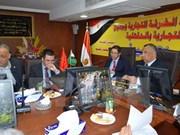Vietnam promotes trade in Egypt