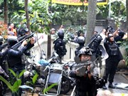 Indonesia police arrests six alleged terrorists