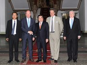 HCM City, Belgian locality look for closer ties