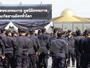 Thailand police ends besiege of Wat Dhammakaya temple