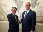 Ambassador: Vietnam continues to boost ties with US