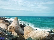 Con Co island tourism route opens