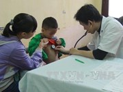 Ninh Binh: Needy children receive free heart checkups