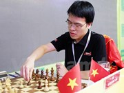 Liem defeats Andyka Pitra in HD chess tournament