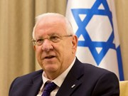 Israeli President and spouse to pay State visit to Vietnam