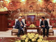 Greece seeks cooperation with Hanoi