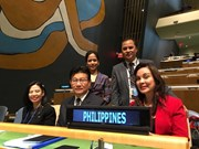 Philippines ratifies Paris pact on climate change