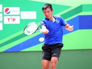 Tennis: Vietnam-Japan pair advance in Japanese Futures